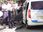MINISTER OF JUSTICE ROLAND DUNCAN VS THE DUTCH POLICE PHOTOS JUDITH ROUMOU STMAARTENNEWS (48)