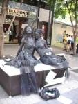 st maarten sxm living statues photos judith roumou stmaartennews (1)