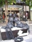 st maarten sxm living statues photos judith roumou stmaartennews (2)