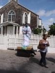 st maarten sxm living statues photos judith roumou stmaartennews (23)