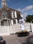 st maarten sxm living statues photos judith roumou stmaartennews (25)