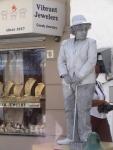 st maarten sxm living statues photos judith roumou stmaartennews (26)