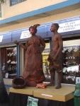 st maarten sxm living statues photos judith roumou stmaartennews (29)