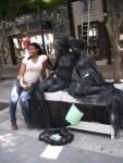 st maarten sxm living statues photos judith roumou stmaartennews (3)