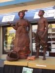 st maarten sxm living statues photos judith roumou stmaartennews (30)
