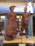st maarten sxm living statues photos judith roumou stmaartennews (32)