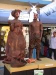 st maarten sxm living statues photos judith roumou stmaartennews (33)