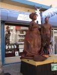 st maarten sxm living statues photos judith roumou stmaartennews (34)