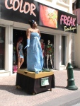 st maarten sxm living statues photos judith roumou stmaartennews (35)