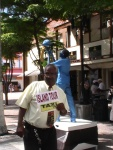 st maarten sxm living statues photos judith roumou stmaartennews (43)