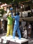 st maarten sxm living statues photos judith roumou stmaartennews (44)