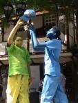 st maarten sxm living statues photos judith roumou stmaartennews (46)