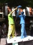 st maarten sxm living statues photos judith roumou stmaartennews (49)
