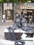 st maarten sxm living statues photos judith roumou stmaartennews (52)