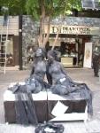 st maarten sxm living statues photos judith roumou stmaartennews (53)
