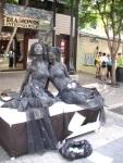 st maarten sxm living statues photos judith roumou stmaartennews (55)