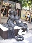 st maarten sxm living statues photos judith roumou stmaartennews (56)