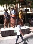 st maarten sxm living statues photos judith roumou stmaartennews (9)