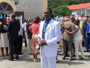 Grand Case French Saint Martin Gibbs' speech