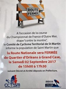 Cycling Race: traffic will be regulated on the passage of the race